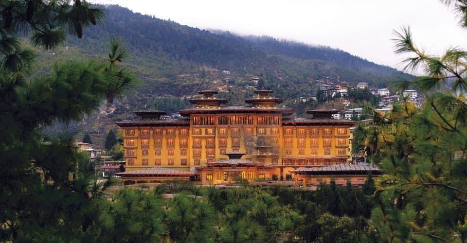 Taj Tashi Thimphu