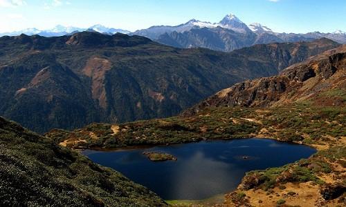 不丹千湖徒步之旅