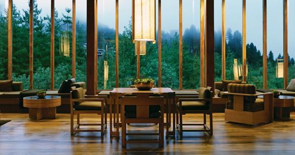 不丹安缦酒店
