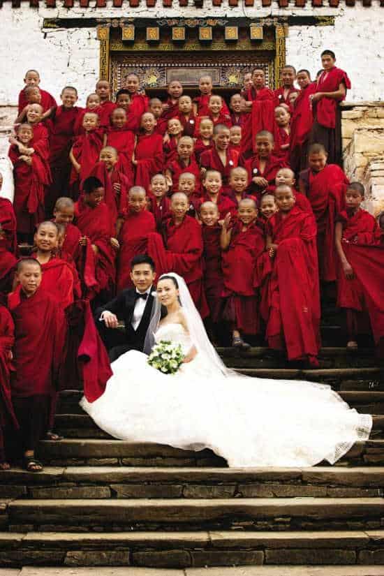不丹结婚旅游