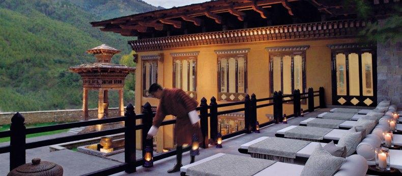 不丹豪华之旅