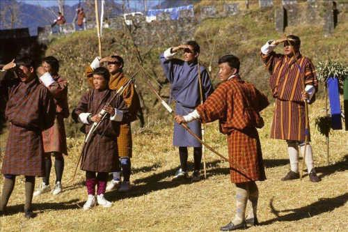 不丹射箭旅游