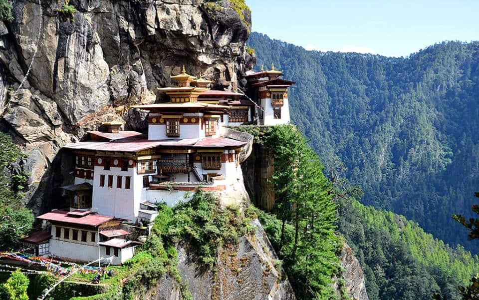 不丹虎穴寺