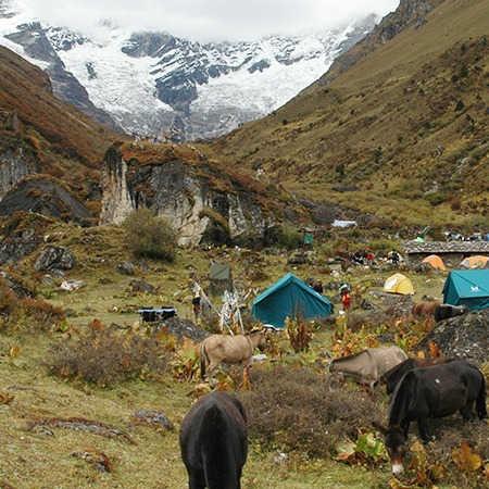 不丹徒步登山之旅