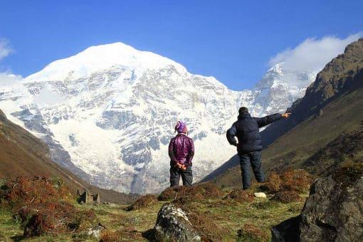 不丹徒步之旅